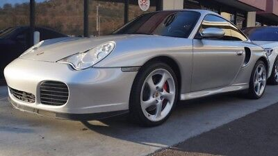 2003 Porsche 911  2003 PORSCHE 911 TURBO COUPE TIPTRONIC