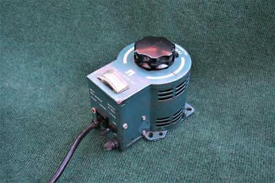 Staco Energy Products  Variable Auto Transformer 120 in 140 out with gauge