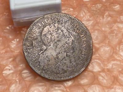 1804 George III Bank of England Copper Dollar Crown #1A