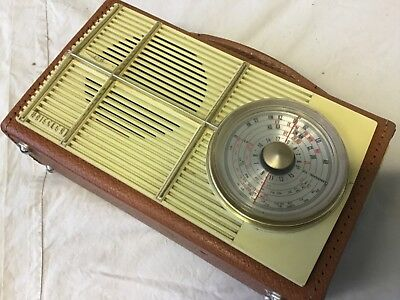 Kriesler TRANSISTOR RADIO Mod 41 40  WITH mod BATTERY