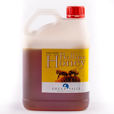Pure, Raw, Unprocessed, Bee Keepers Honey. 1 Gerry Can 2600 Grams. 2.6kg
