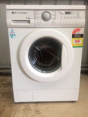 washing machine front loader