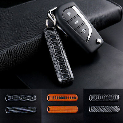 ITS- Fashion Men Anti-lost Car Phone Number Card Keychain Key Ring Pendant Newes
