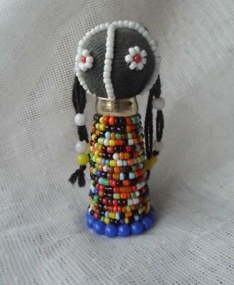 Tribal African Ndebele Doll