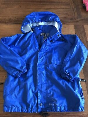 Rainbird Shell Rain Jacket Sz 6-8