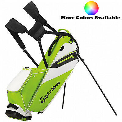 New TaylorMade Golf 2017 Flex Tech Lite Stand Bag - Pick Color
