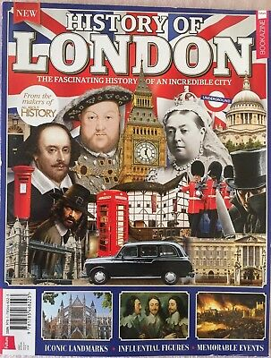 History Of London Bookazine, First Edition