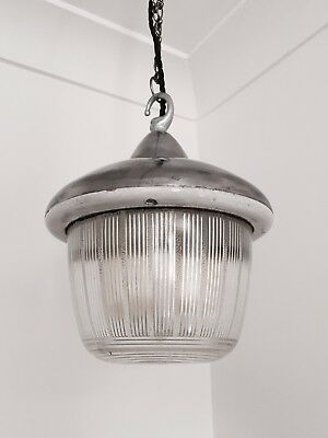 Here For Sale A Run Of 18 Coughtrie pw15 Pendant Lights Revo Benjamin Holophane
