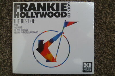 FRANKIE GOES TO HOLLYWOOD 2 CDs SEALED