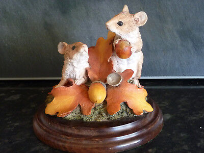 Country Artists Mice And Acorns Ca 541