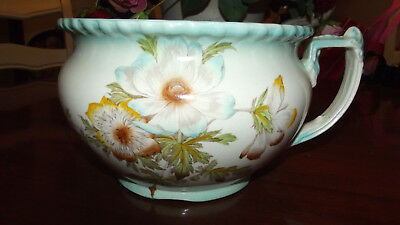 Beautiful Antique Potty...Bed Chamber Pot