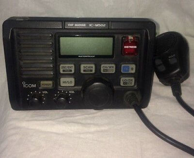Icom IC-M502 ** Excellent Condition **