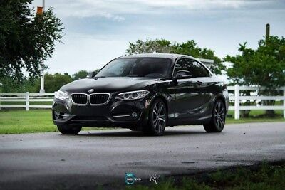2015 BMW 2-Series 228i M sport package LOW mileage!