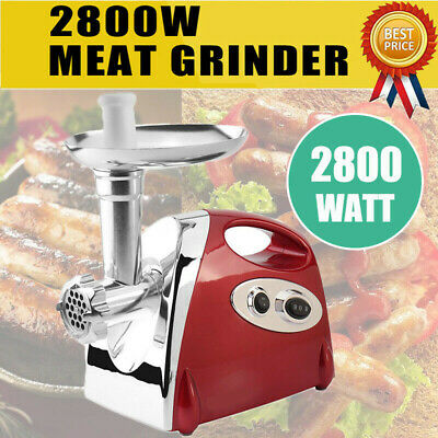 2800 Household Electric Meat Grinder Machine Multifunctional Kitchen Tools