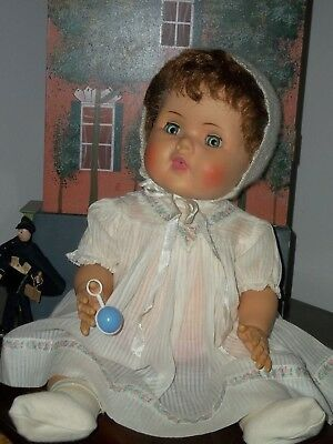 """Toodles doll ~ American Character 21"""" baby doll multi jointed 1957"""