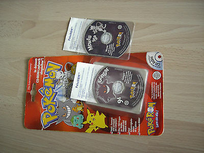 Pokemon -  PC - Minne disc - Mewtu - Gengar