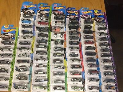 Hot Wheels ZAMAC 2013-2015 Huge Lot Of 79 All Different - Mostly American