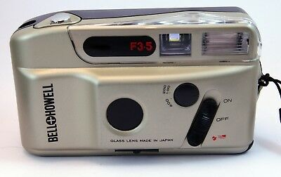 Bell & Howell Point and Shoot Film Camera