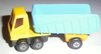Matchbox : ARTICULATED TRUCK NE 50