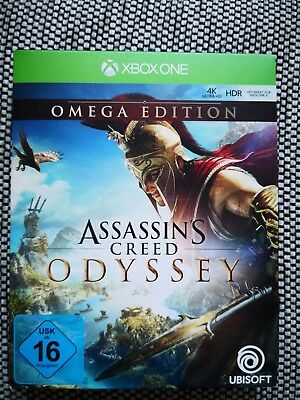 Assassin's Creed Odyssey Omega Edition + Codes Xbox one