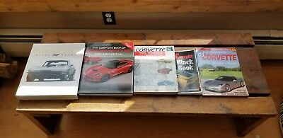 Corvette Book Lot