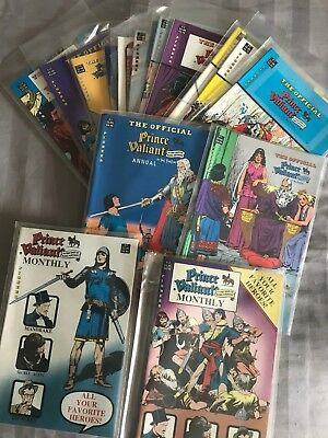 Prince Valiant (Pioneer) collection Hal Foster King Arthur