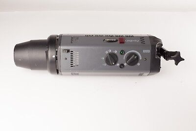 Bowens Esprit 2 1000.   Very High Output Monolight in Good Working Condition.