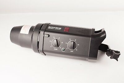 Bowens Gemini 500 Classic.   Good Working Condition, Pulsar Compatible Head.