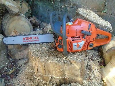"Husqvarna 365 Special Petrol Chainsaw New 18"" Bar & Chain"