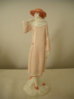 Stunning Royal Worcester Ellen 1920 From Vogue 1920's Collection Fashion