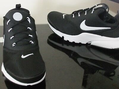 1325385a1b NIKE PRESTO FLY Boys Shoes Trainers Uk Size 3.5 - 5.5 913966 013 ...