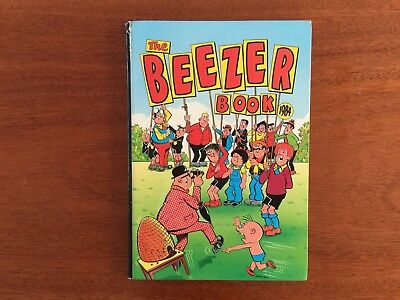 The Beezer Book 1984