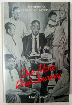 1984 ALLEN B BALLARD – One More Day's Journey – African-American Great Migration