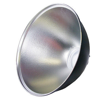 12 in. High Power Photo Studio Bowens Reflector Light Photography Lighting