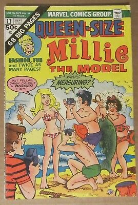 Millie the Model Annual #11 (1974, Marvel) VG+ 4.5...Discounts available