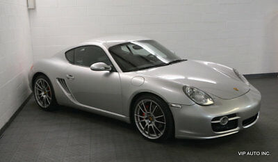 2007 Porsche Cayman 2dr Coupe S Porsche Cayman S Preferred Package 19