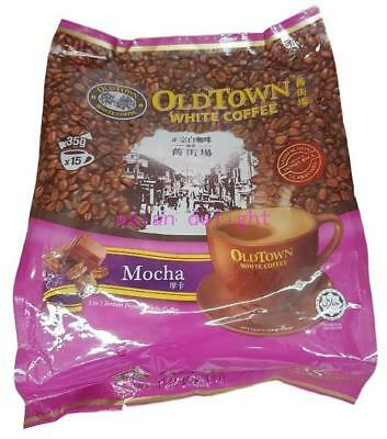 OldTown Malaysia Old Town White Coffee Instant Mocha 3 in 1 (35g x 15 sachets)