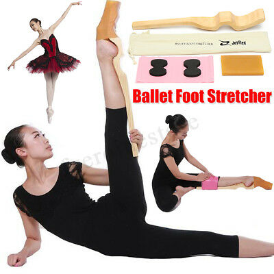 Original Wooden Ballet Foot Stretch, Stretcher, Arch Enhancer, Dance,
