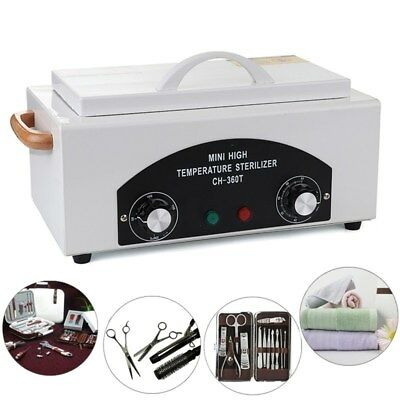 Heat Sterilizer Cabinet Autoclave Nail Dental Medical Disinfect Salon Machine
