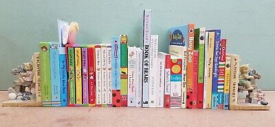 Collection 24+ Baby's First Board Books With Teddy Book Ends