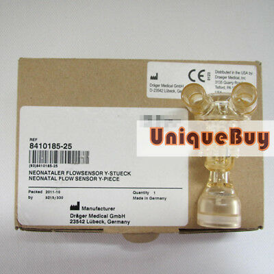 For Drager 8410185 Y-Piece Babylog8000 Neonate Flow Sensor in boxs