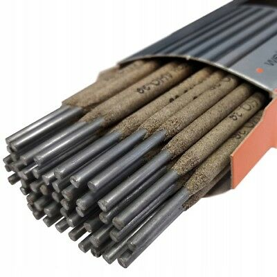 Welding Electrodes Stick Rods MMA SMAW Rutile Cellulose Easy to remove slug