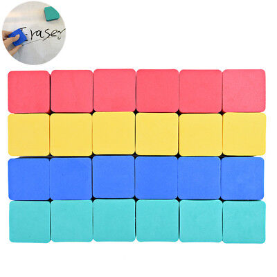 Magnetic whiteboard erasers dry erase marker white board cleaner school NT