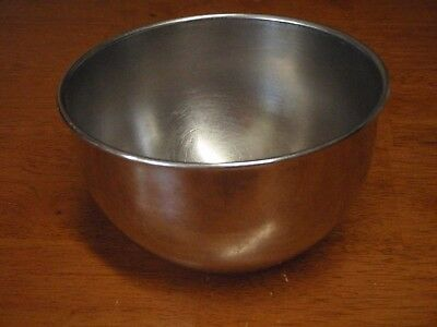 Revere Ware Bowl 1 Qt Small Stainless Steel Nesting Mixing 4 Cups FREE Shipping