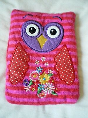 'Owl' Microwave Hand & Body Warmer