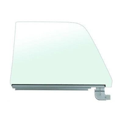 68 - 72 El Camino Door Window Glass Assembly - Clear / Right / Passenger Side