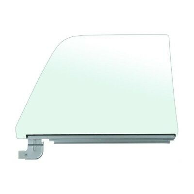 68 - 72 El Camino Door Window Glass Assembly - Clear / Left / Driver Side