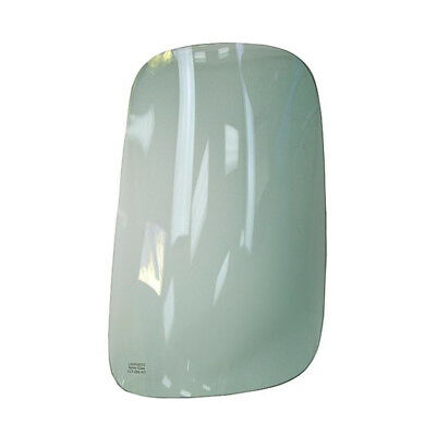 47 - 55 Chevy Pickup Truck Rear Corner Window Glass - Green Tinted / Left Side
