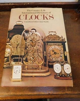 dictionary of clocks by  alan smith