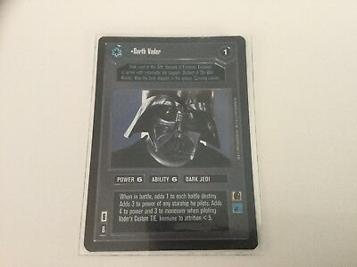 Star Wars CCG Decipher Mixed Lot Including Darth Vader, Starter Sets And Promos